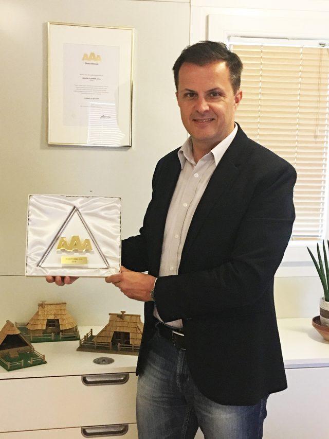 Leon Keder, direktor družbe Velika planina d.o.o.